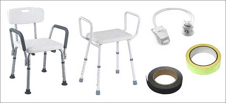Bathroom aids for the elderly - ideal for the elderly and ...